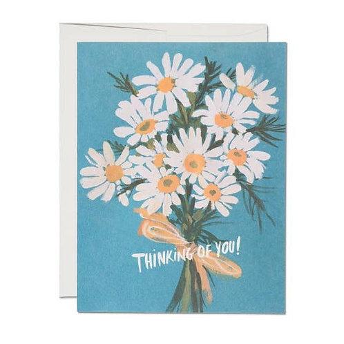 Vintage Daisy Card