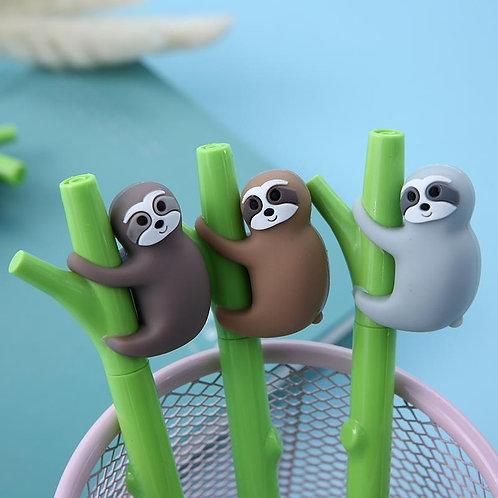 Sloth Gel Pen