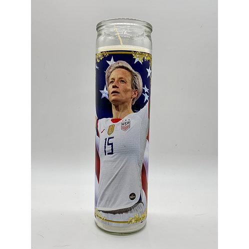 Megan Rapinoe Candle