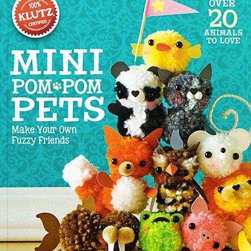 Mini Pom-Pom Pets Kit