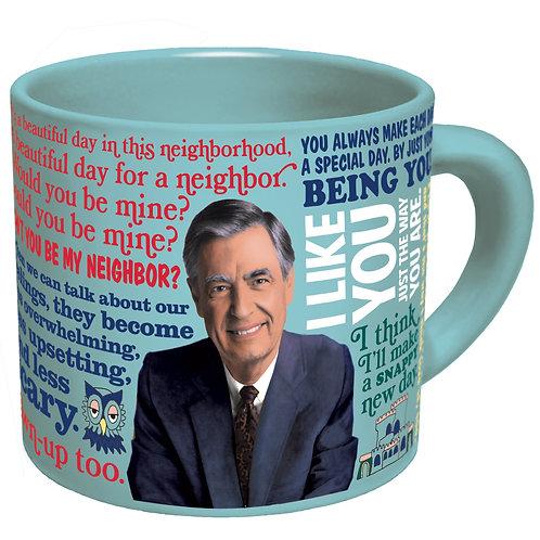 Mister Rogers Mug