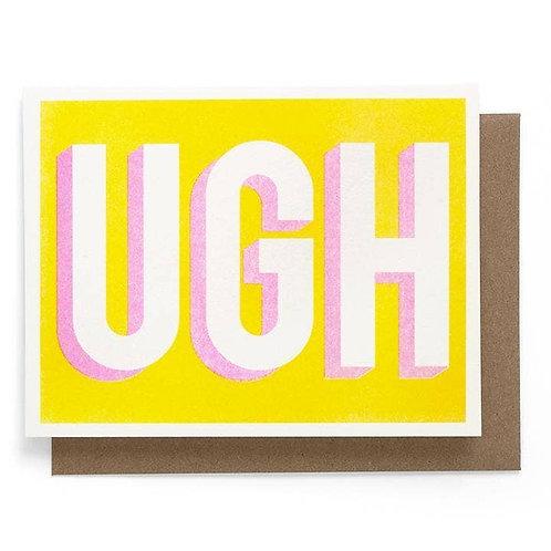 UGH Card