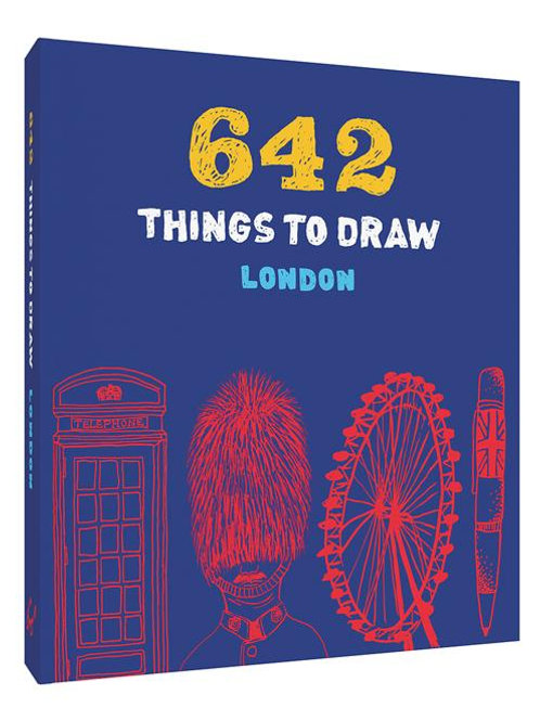 642 Things to Draw: London