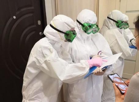 В поликлинике №1 Якутска организованы кабинеты неотложной помощи, врачи работают на выездах