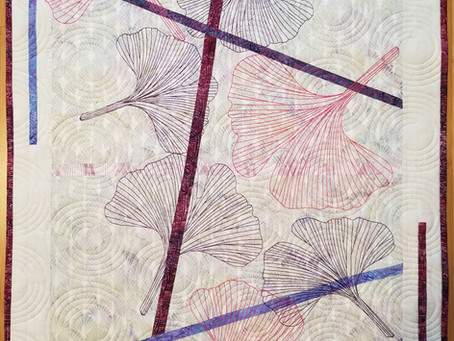 Thread Painting with Aurifil