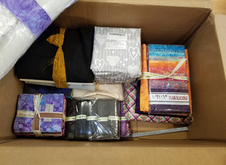 July Box from Island Batik and MORE!
