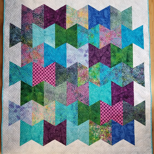 Edge to Edge Quilting Basics May 12 Noon, pacific time