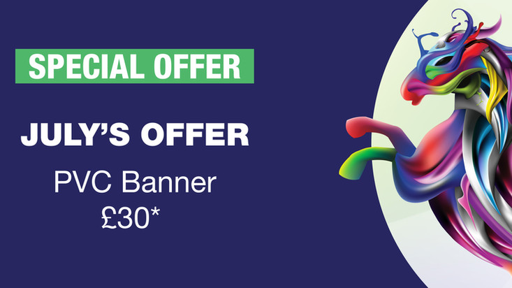 July's Special Offer
