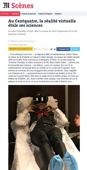 Le Monde 2018