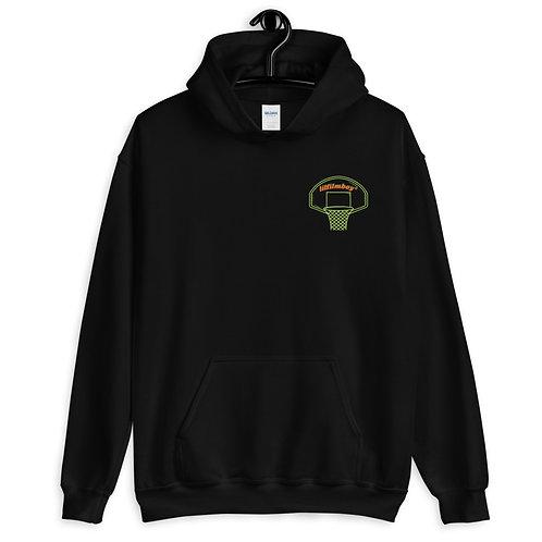 """all net"" hoodie by lilfilmboy®"