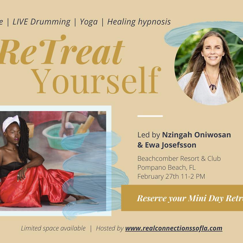 ReTreat Yourself: a day retreat