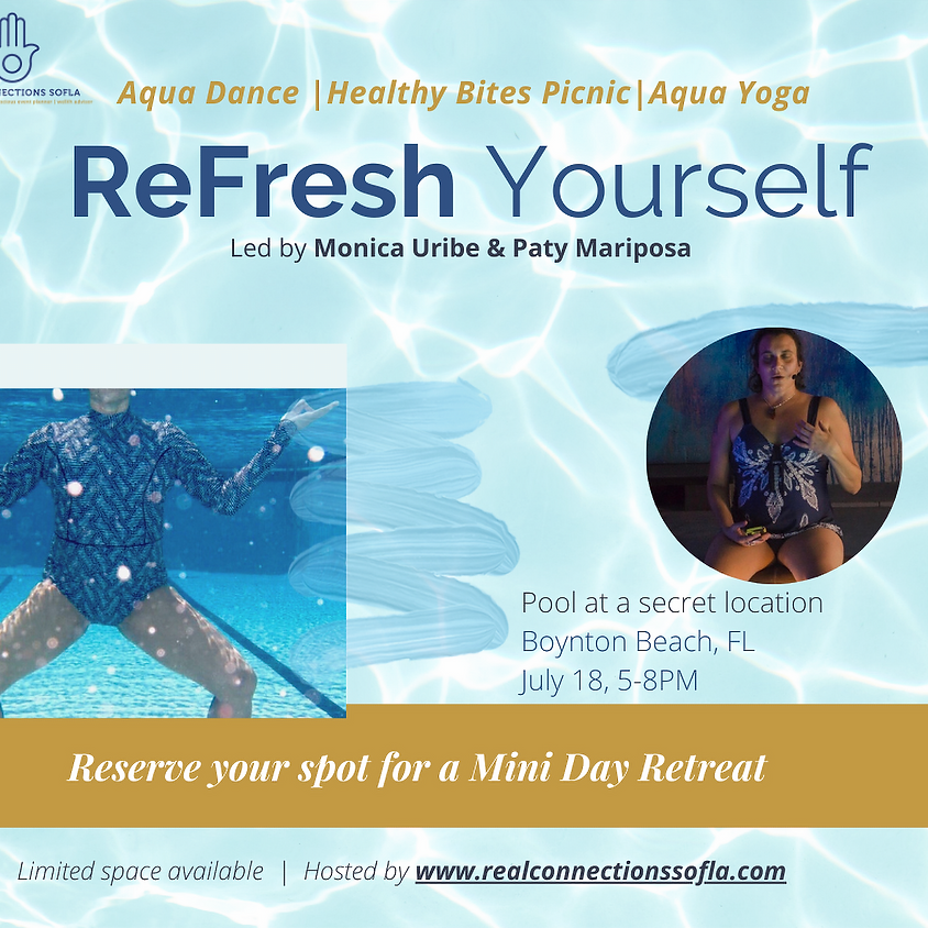 ReFresh Yourself: mini wellness retreat