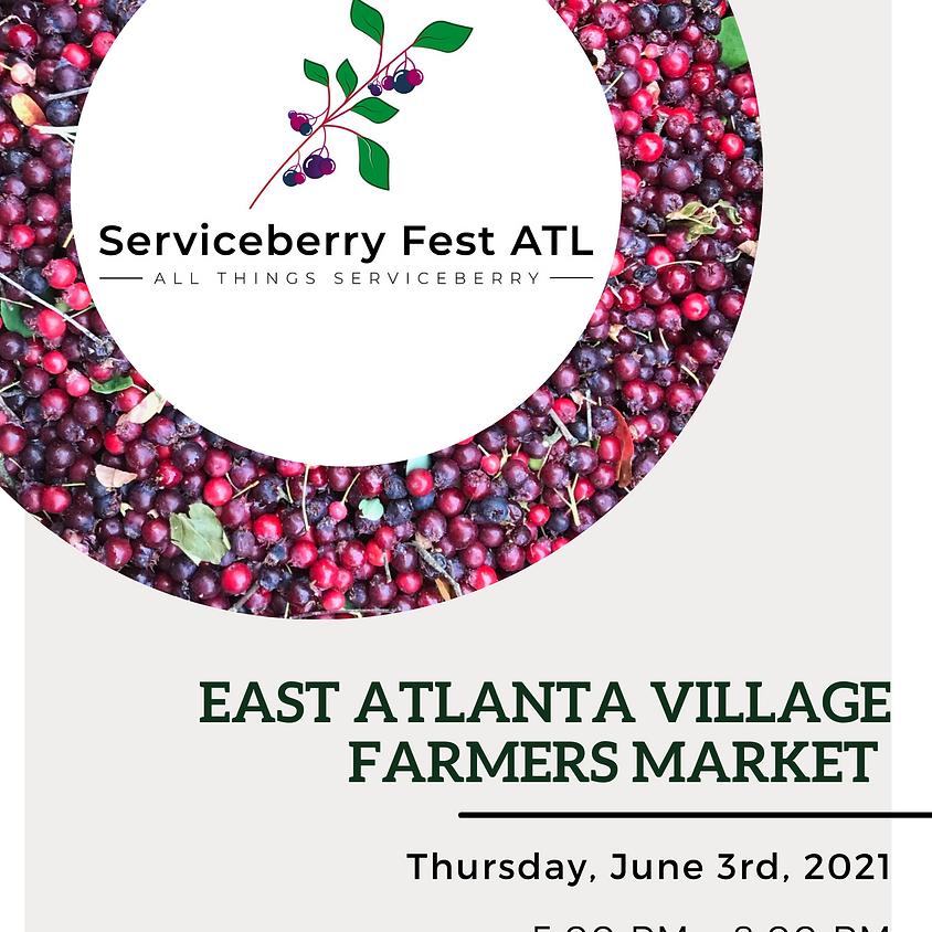 Serviceberry Fest ATL