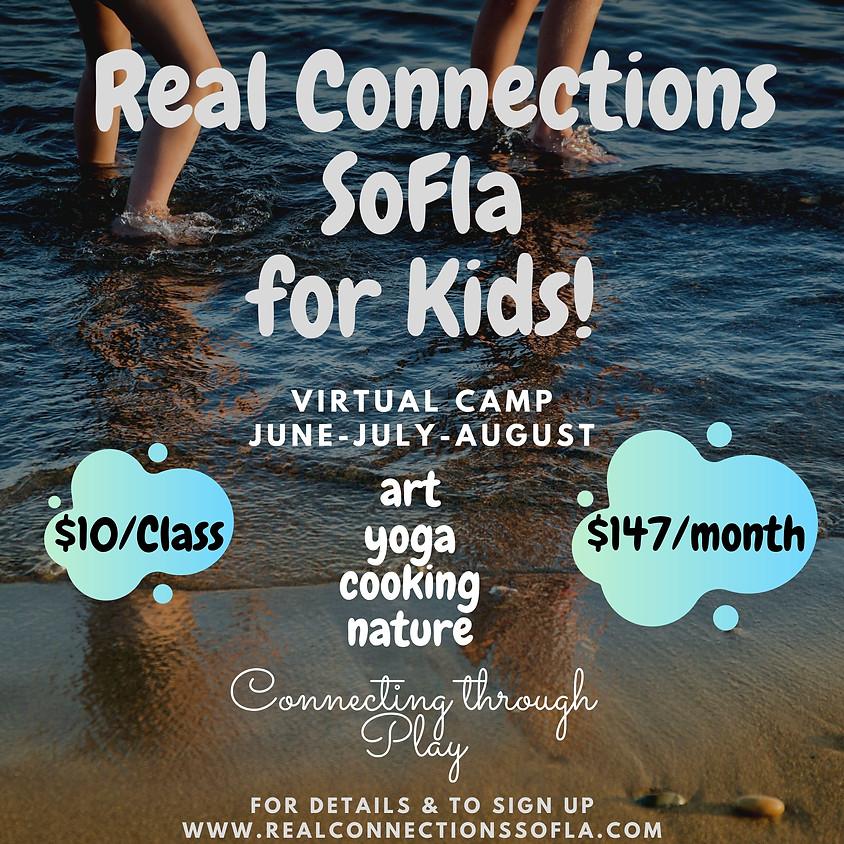 Virtual Summer Program for Kids