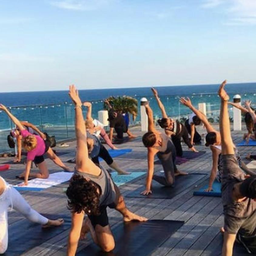 Manifest your Dreams through Yoga & the Chakras w/Terri Cooper Space