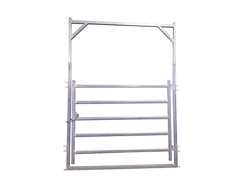 Adjustable Top Budget Horse Gate