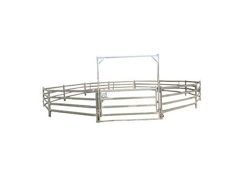 Premium 4 Rail Horse Corral