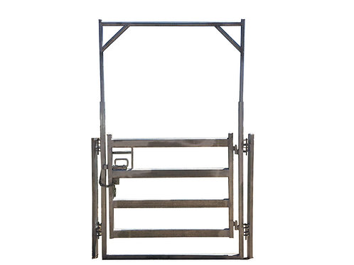 Premium 4 Rail Standard Gate With Adjustable Top