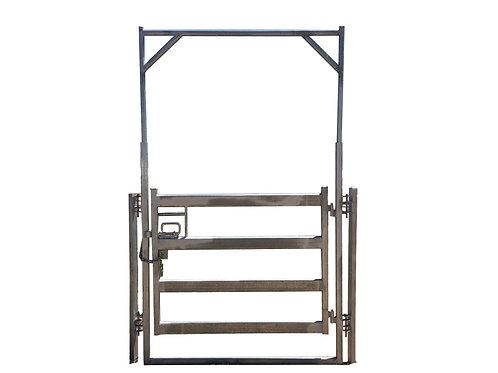 Premium 4 Rail Standard Gate With Adjustable Top