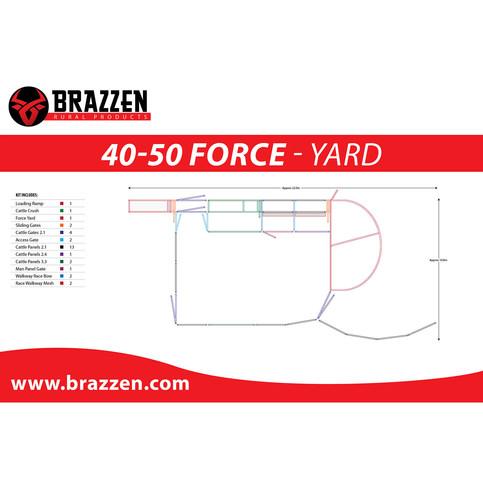 Brazzen 40-50 Force