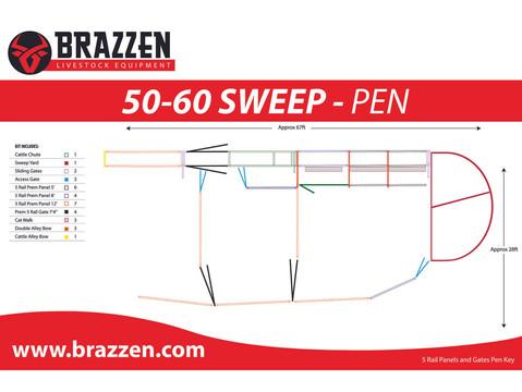 5R Cattle 50-60 Sweep Pen Edit