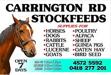 Carrington Rd Stockfeeds - Londonderry .
