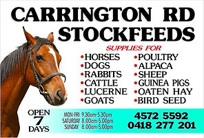 Carrington Rd Stockfeeds - Londonderry .