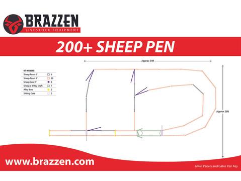 BRS Sheep Pen 200+
