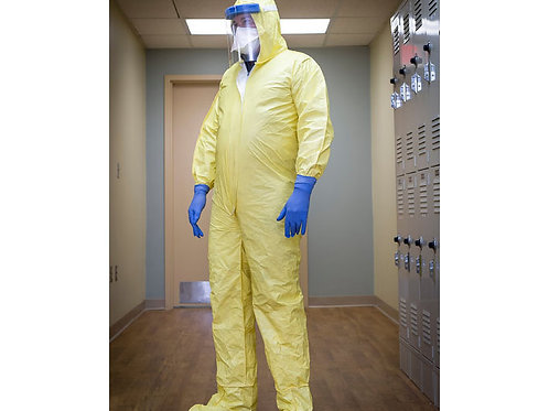 Disposable Protective Clothing-FDA Approved