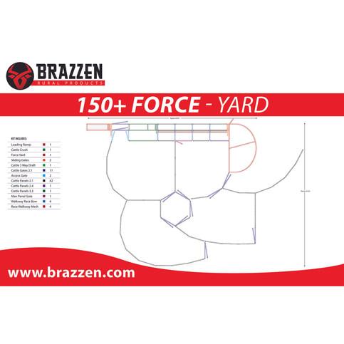 Brazzen 150+ Force