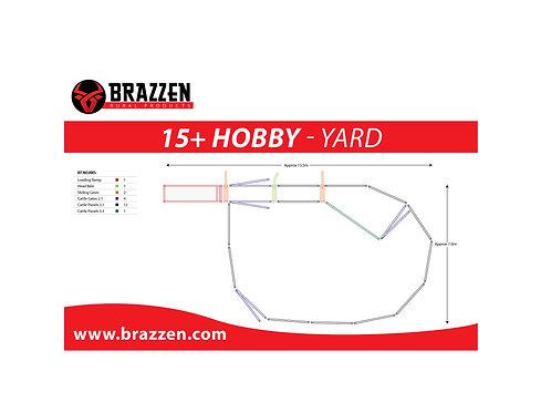 Cattle 15+ Hobby Yard