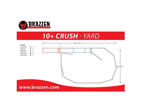 Cattle 10+ Crush Yard