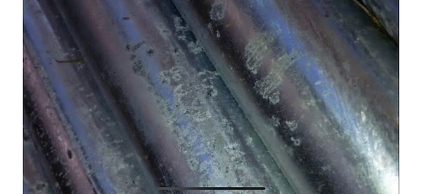 gal panels white rust - Google Search.pn