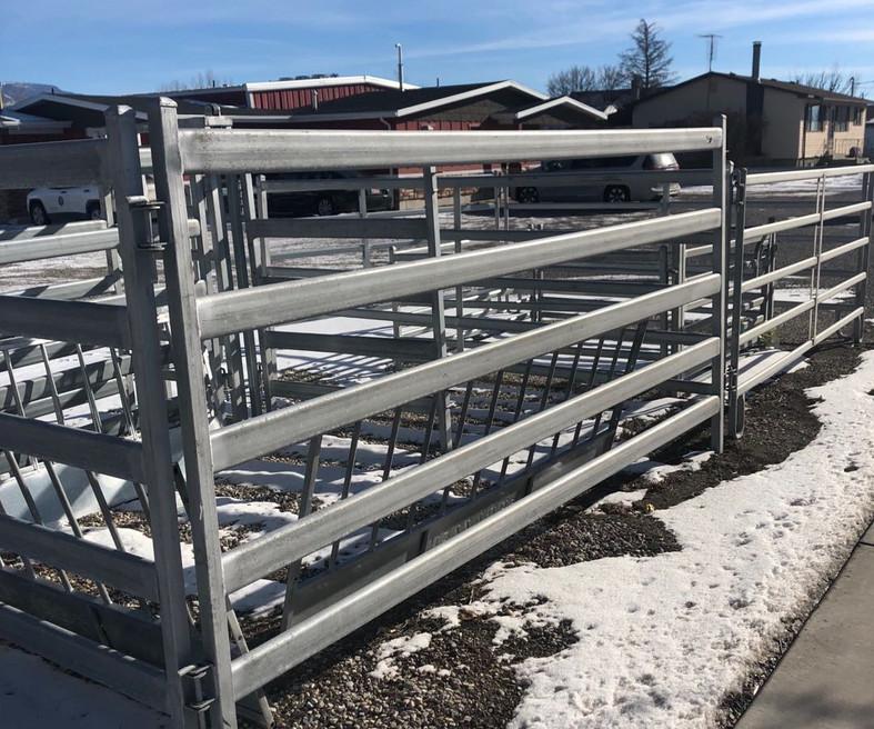 Premium 5 Rail Panel