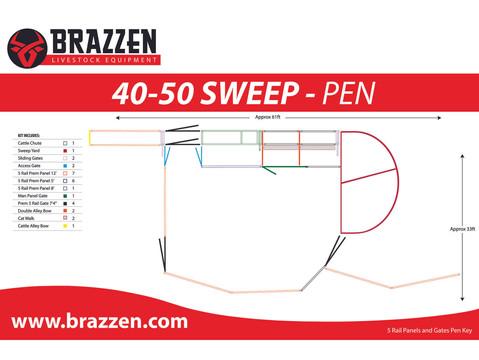 5R Cattle 40-50 Sweep Pen Edit