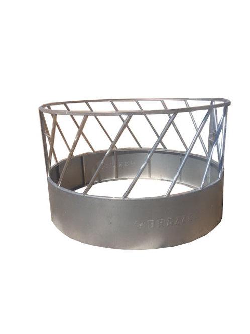 Round Bale Feeder - Angled Bar