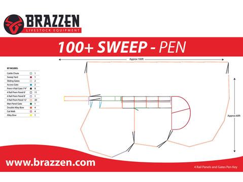 4R Cattle 100+ Sweep Pen Edit