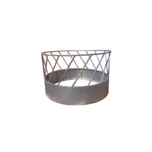 Round Bale Feeder-Angled Bar