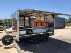 Pizza Trailer