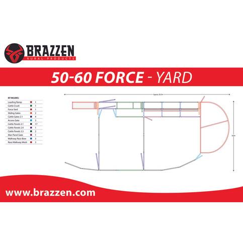 Brazzen 50-60 Force