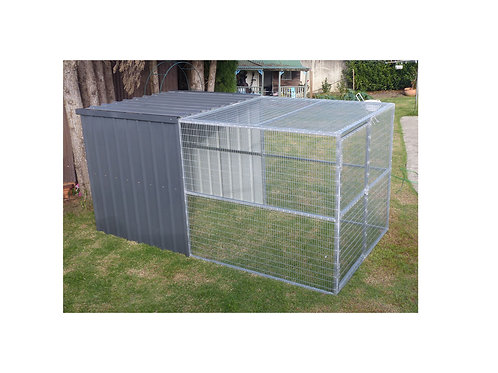 Single Dog Pen