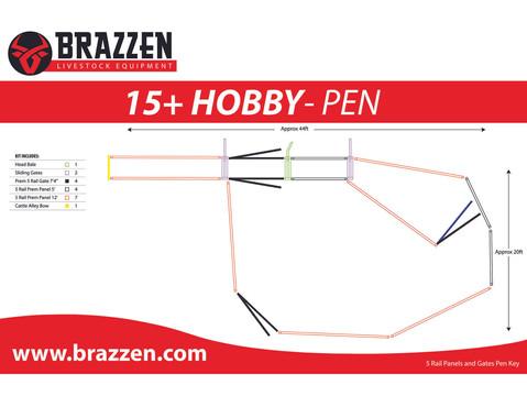 5R Cattle 15+ Hobby Pen Edit