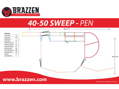 4R Cattle 40-50 Sweep Pen Edit