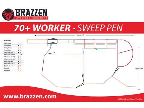 4R Cattle 70+ Worker Pen Edit