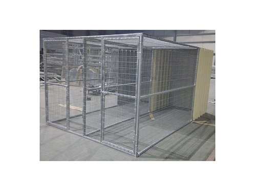 Dog Cage Double