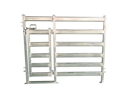 Man Panel Gates