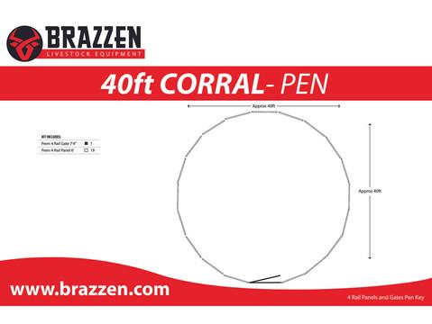 Corral 40ft Edit