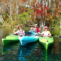 Best day ever! _#discoverykayaktours #silverriverkayakrentals #kayaklife #bestplacestokayak #bestday