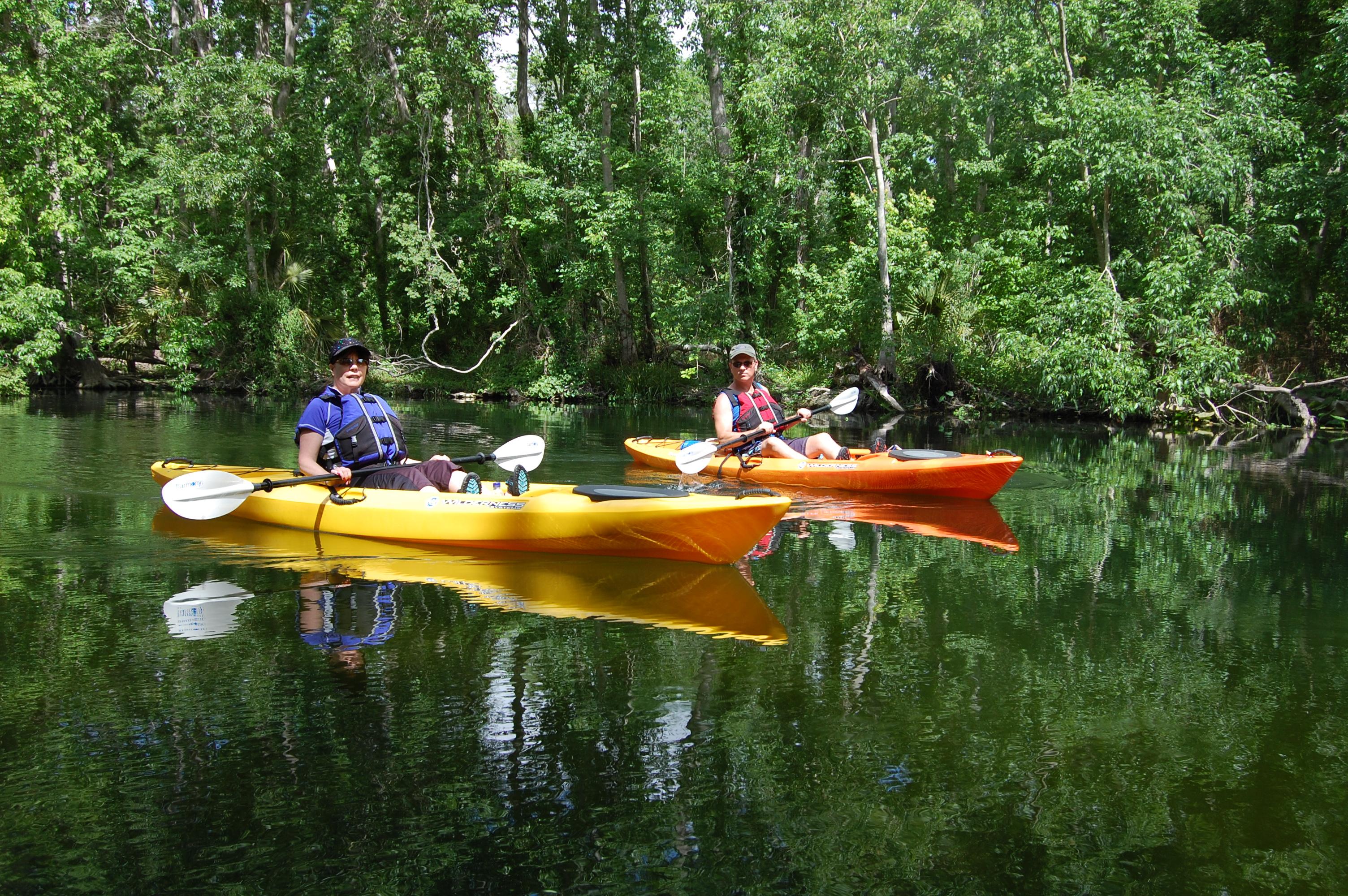 silver springs kayak rentals 2