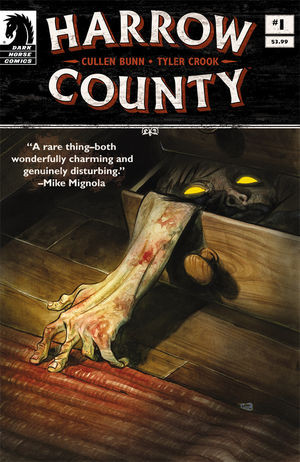 In Need of Spooks, Read Harrow County